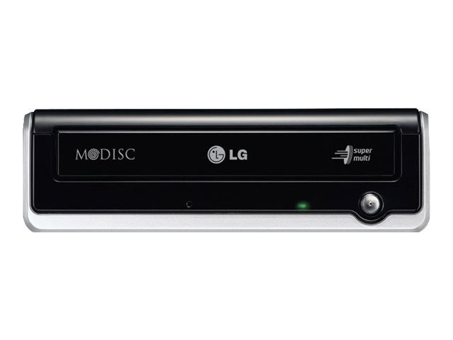 LG DVD-RW DL USB External Drive - Black White w  Software (Retail), GE24NU40
