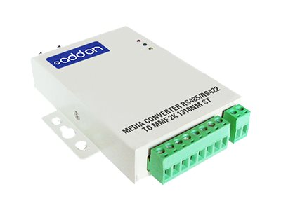 ACP-EP Media Converter RS485 RS422 To MMF 2K 1310NM ST, ADD-RS422-ST, 16223006, Network Transceivers