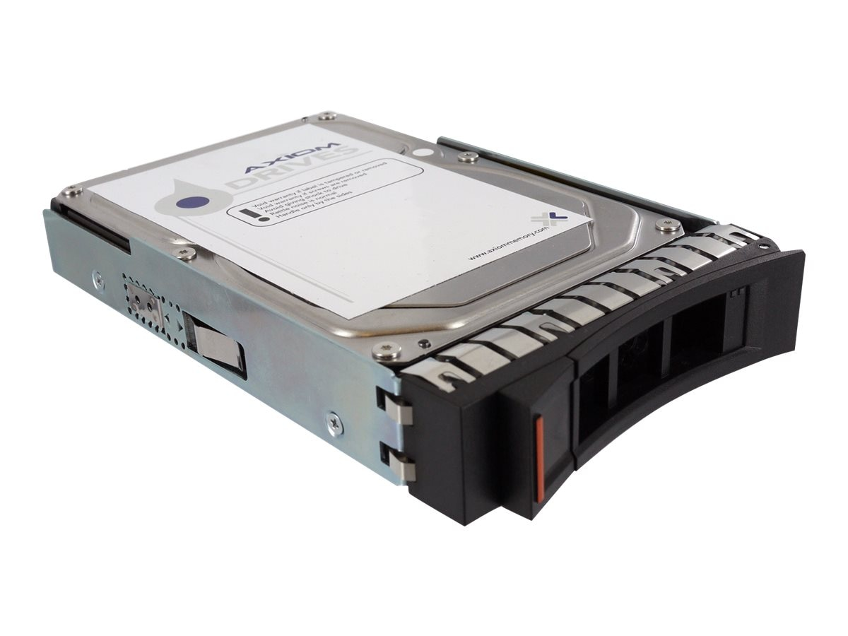 Axiom Axiom 450GB 15K RPM SAS 6Gb s 3.5 G2 Hot-Swap Hard Drive, 49Y6097-AXA