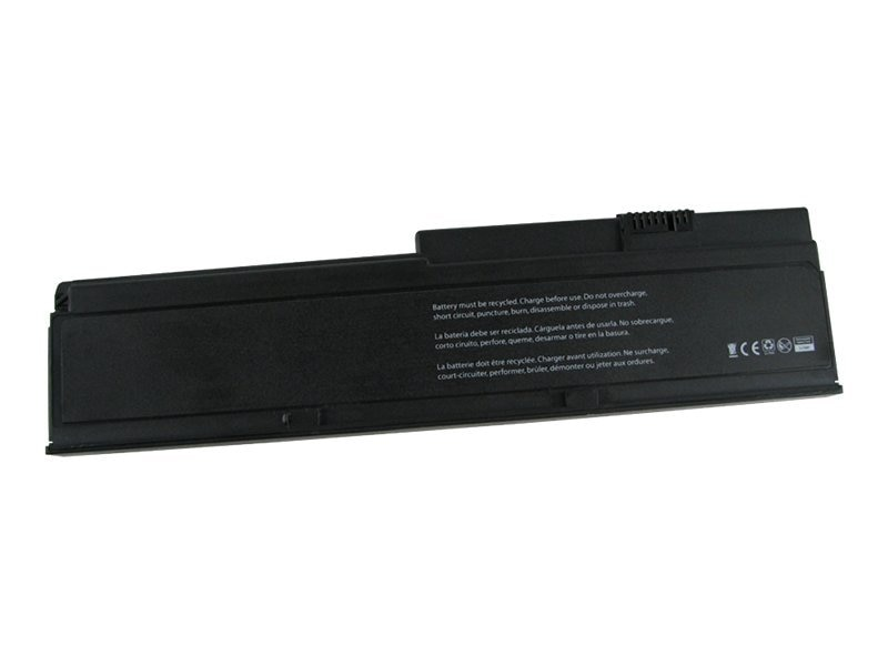 V7 Battery 6-cell for Lenovo 200 X201 Replaces 47+ 42T4537 42T4539 43R9254, IBM-X200V7, 13546846, Batteries - Notebook