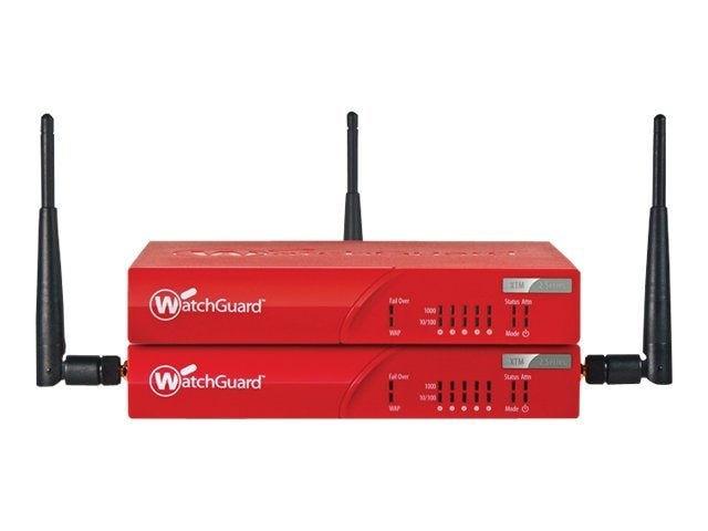 Watchguard XTM 25 1-Year Security Bundle, WG025031, 13674098, Network Firewall/VPN - Hardware