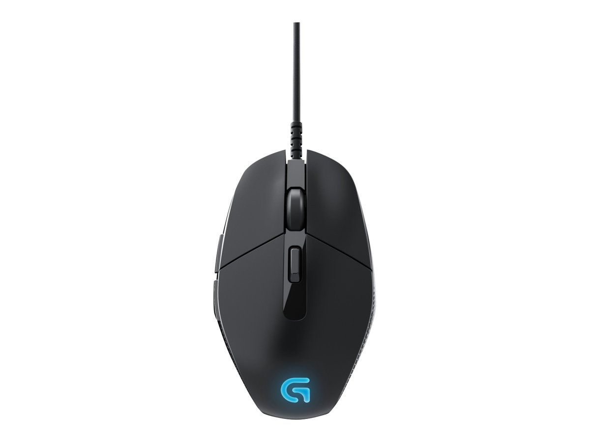 Logitech G302 Daedalus Prime Moba Wired Gaming Mouse, 910-004205