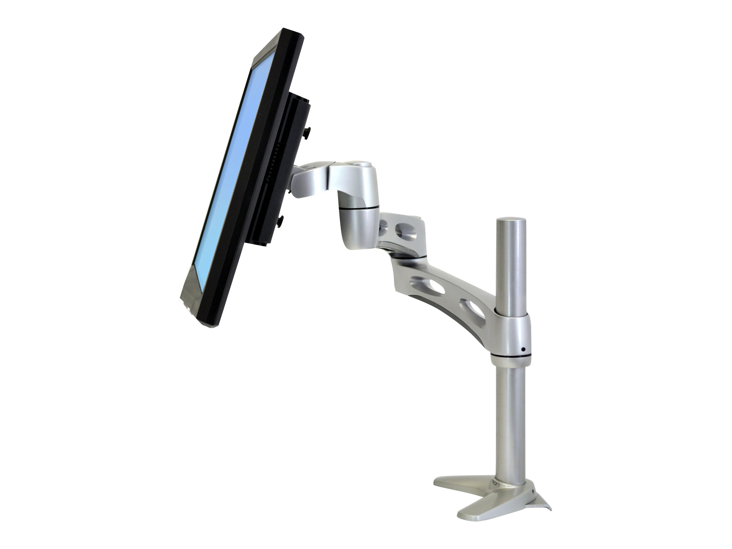 Ergotron Neo-Flex Extend LCD Arm, 45-235-194, 10162214, Stands & Mounts - AV