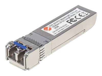 Intellinet 10GE SFP+ Fiber Mini GBIC Single-mode Transceiver Module