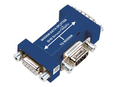 Quatech 9-Pin Modem Data Splitter, 9PMDS