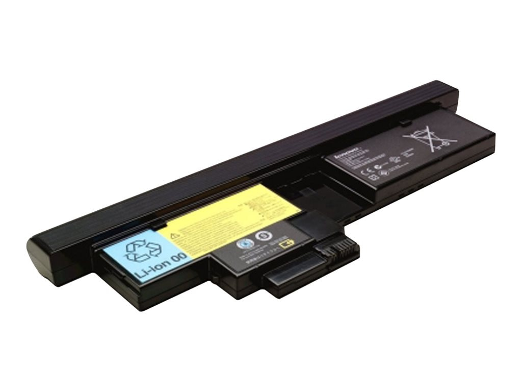 Lenovo Battery, 8-cell Li-Ion for Thinkpad X200 Tablet Series, 43R9257, 9027891, Batteries - Notebook