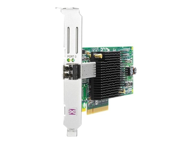 HPE 81E 8Gb 1-port PCIe Fibre Channel HBA