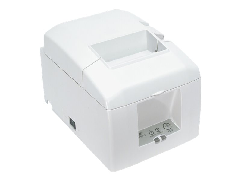 Star Micronics TSP654II Direct Thermal Monochrome Printer with Wall Mount