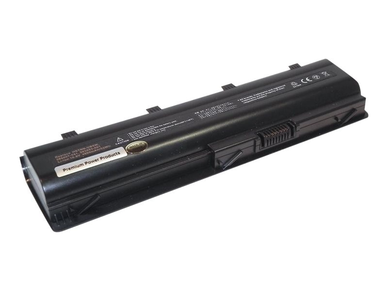 Ereplacements 6-Cell 5200mAh Battery for HP Pavilion DM4