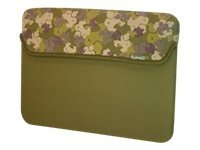 Mobile Edge 13.3 Sumo Camo Netbook & Laptop Sleeve, Green, ME-SUMO66139M, 11258496, Protective & Dust Covers