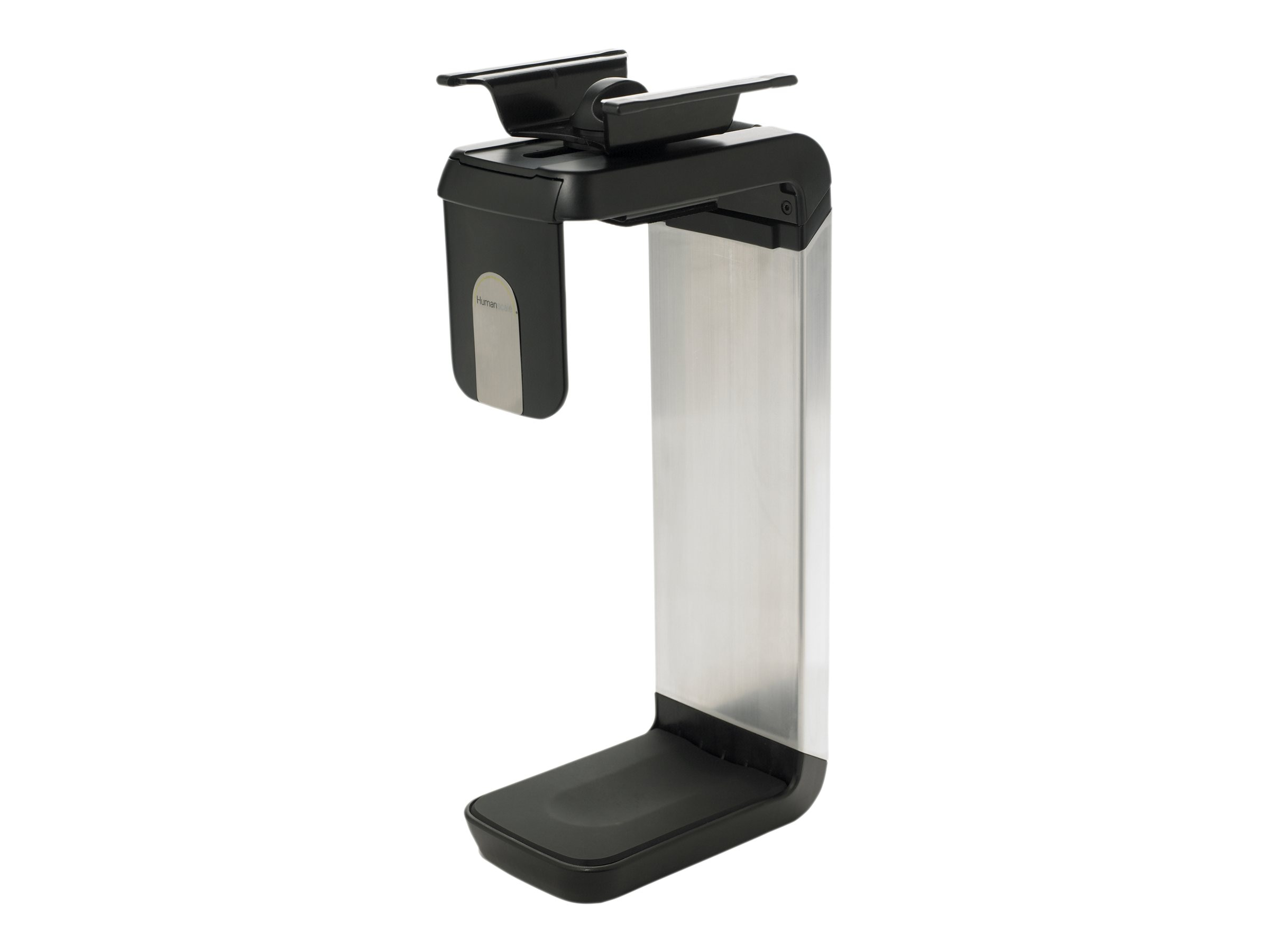 Humanscale CPU Holder for CPUs 3.5 to 9, CPU600, 14897066, Cart & Wall Station Accessories
