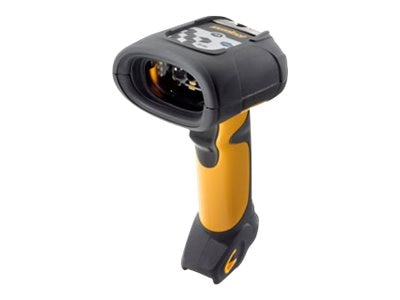 Zebra Symbol DS3508 USB Kit, 2D Imager, Rugged Handheld Corded Scanner, Full Range, USB Cable, DS3508-ERAU0100ZR, 16834704, Bar Code Scanners