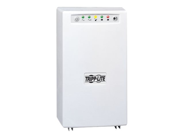 Tripp Lite 1400VA UPS Standby Small Footprint Tower (6) Outlet with USB Port, BCPRO1400, 21044, Battery Backup/UPS