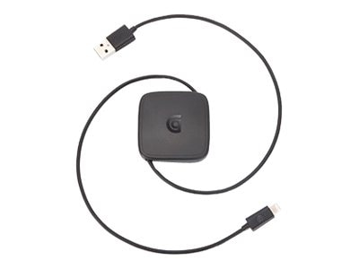 Griffin Retractable Lightning Cable