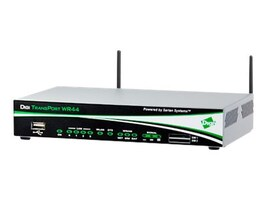 Digi Transport WR44 V2 LTE AMER GPS WF PSW5 Router, WR44-L5G1-NE1-RD, 18236011, Network Routers