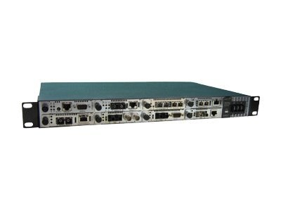Transition 8-slot Point System Chassis with -48V Power Supply, CPSMC0810-100, 449429, Network Transceivers