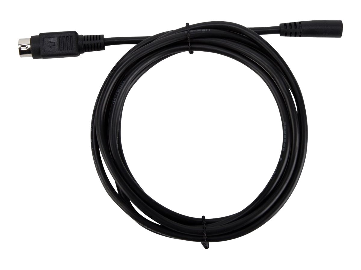 Targus ACP71 3-pin 2-pin DC Power Cable, 6ft, Black, ACC974USZ