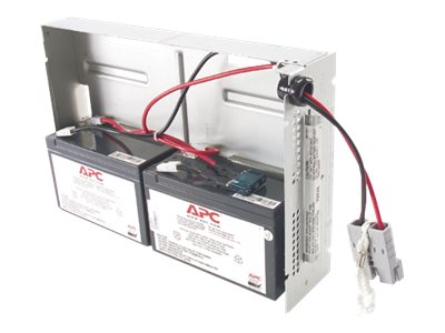 APC Replacement Battery Cartridge #22 for SU700RM2U and SUA750RM2U models, RBC22