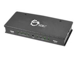 Siig 4x2 HDMI Matrix Switch with 3DTV Support, CE-H20Y11-S1, 13837951, Video Extenders & Splitters