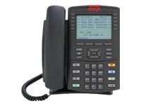 Avaya 1230 IP Desktop Telephone, No Power Supply, Charcoal, NTYS20AC70E6, 12492866, Telephones - Business Class