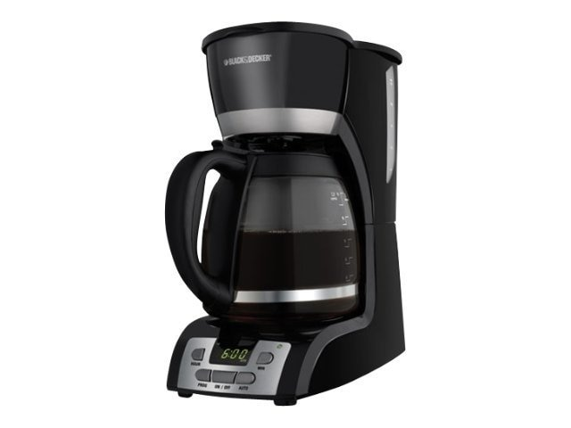 Applica Coffee Maker, Progammable, 12-Cup, DCM2160B, 11804194, Home Appliances