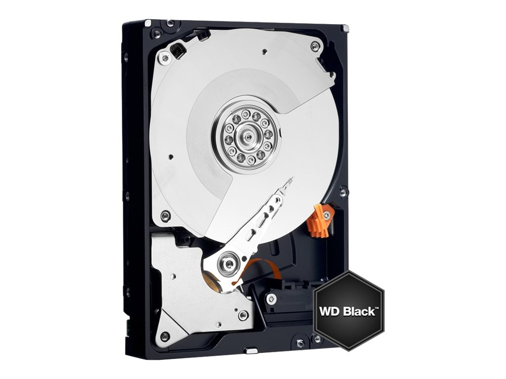 WD 4TB WD Black SATA 6Gb s 3.5 Internal Hard Drive w  Advanced Format, WD4003FZEX, 16331568, Hard Drives - Internal