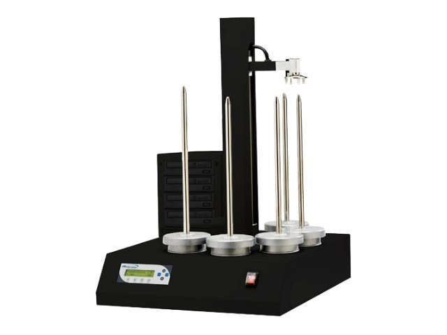Vinpower Supreme Robotic CD DVD 4-DVD-RW 24x 1000-Disc Tower Duplicator