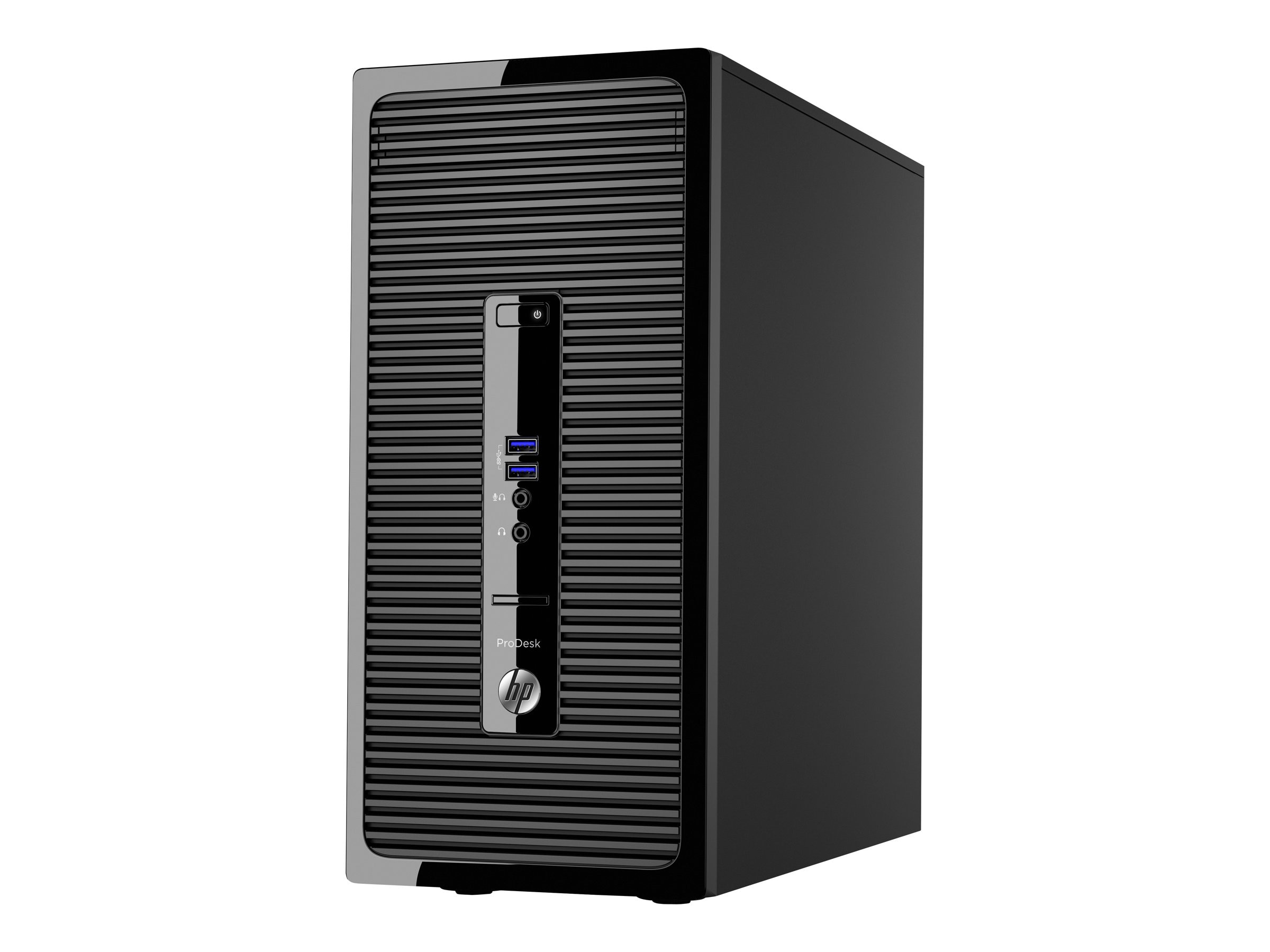 HP ProDesk 400 G3 3.7GHz Core i3 4GB RAM 500GB hard drive