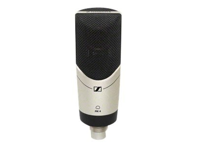 Sennheiser Large-Diaphragm Side-Address Microphone