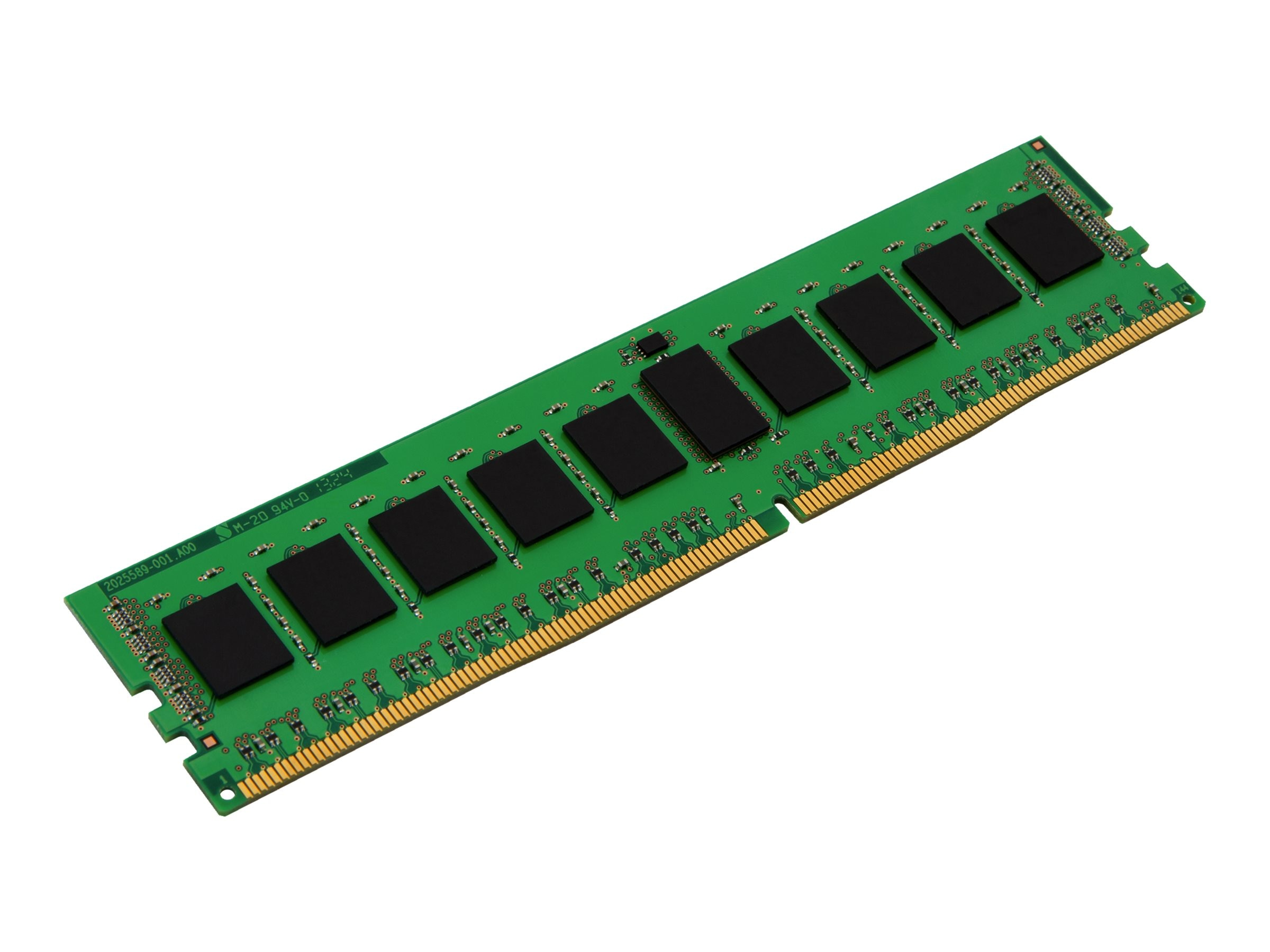 Kingston 8GB PC4-17000 288-pin DDR4 SDRAM RDIMM for Select Models, KVR21R15D8/8