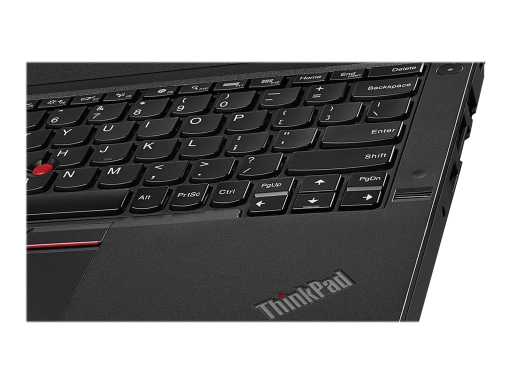 Lenovo TopSeller ThinkPad X260 2.4GHz Core i5 12.5in display, 20F60098US