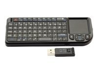 VisionTek Wireless Candyboard Keyboard with Touchpad, 900319, 11944525, Keyboards & Keypads