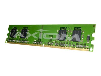 Axiom 1GB PC2-5300 DDR2 SDRAM UDIMM for Select Models, AX2667N5S/1G