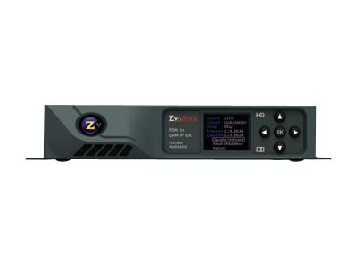 ZeeVee ZvPro 810i HD Video Distribution QAM Modulator over Coax 1080p