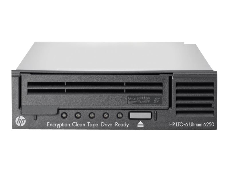 HPE StoreEver LTO-6 Ultrium 6250 Internal Tape Drive, EH969A