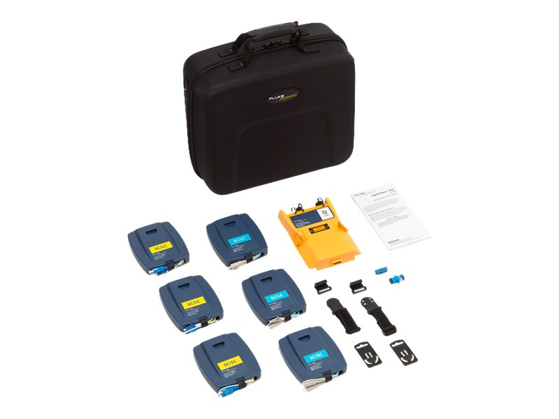 Fluke OFP-Q-ADD Opti-Fiber Add On Kit, OFP-Q-ADD, 15788700, Network Test Equipment