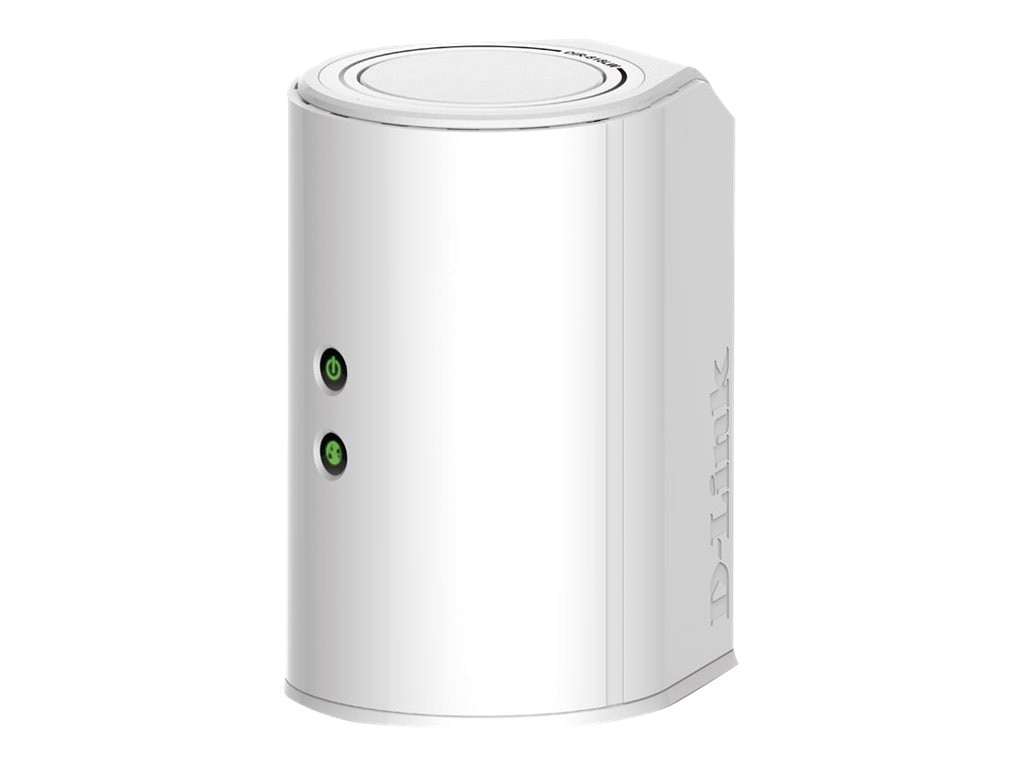 D-Link Wireless AC750 Dual Band Gigabit Cloud Router, White