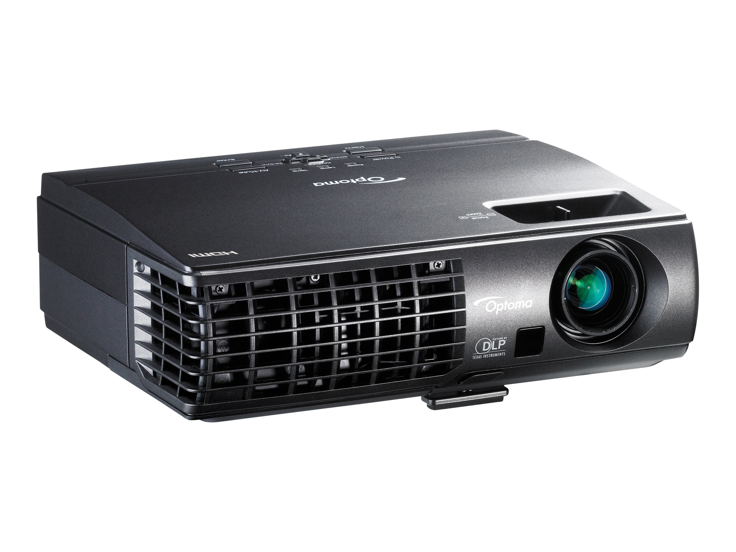 Optoma W304M Lightweight Widescreen Projector, W304M