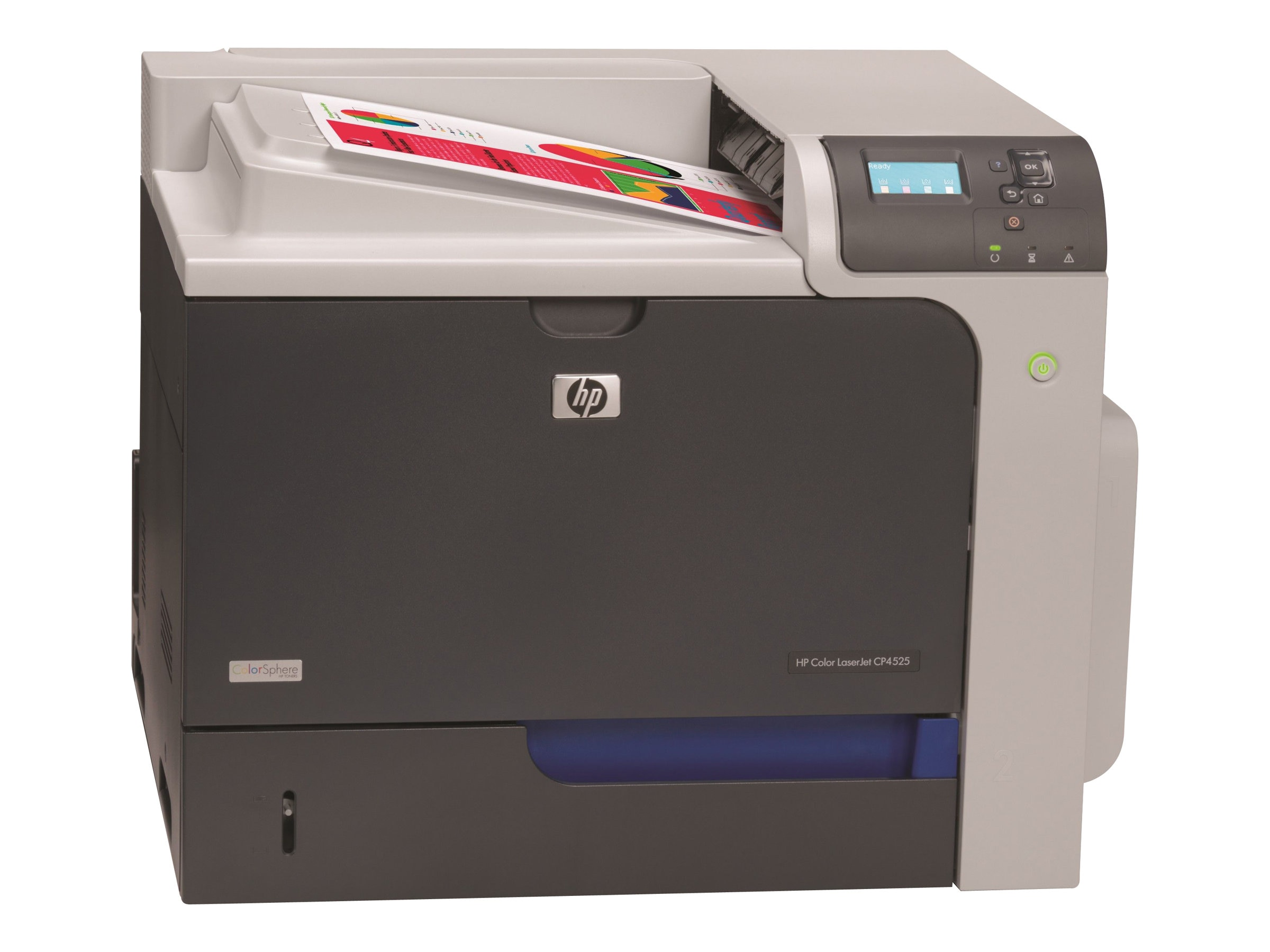 HP Color LaserJet Enterprise CP4025dn Printer (VPA), CC490A#BGJ