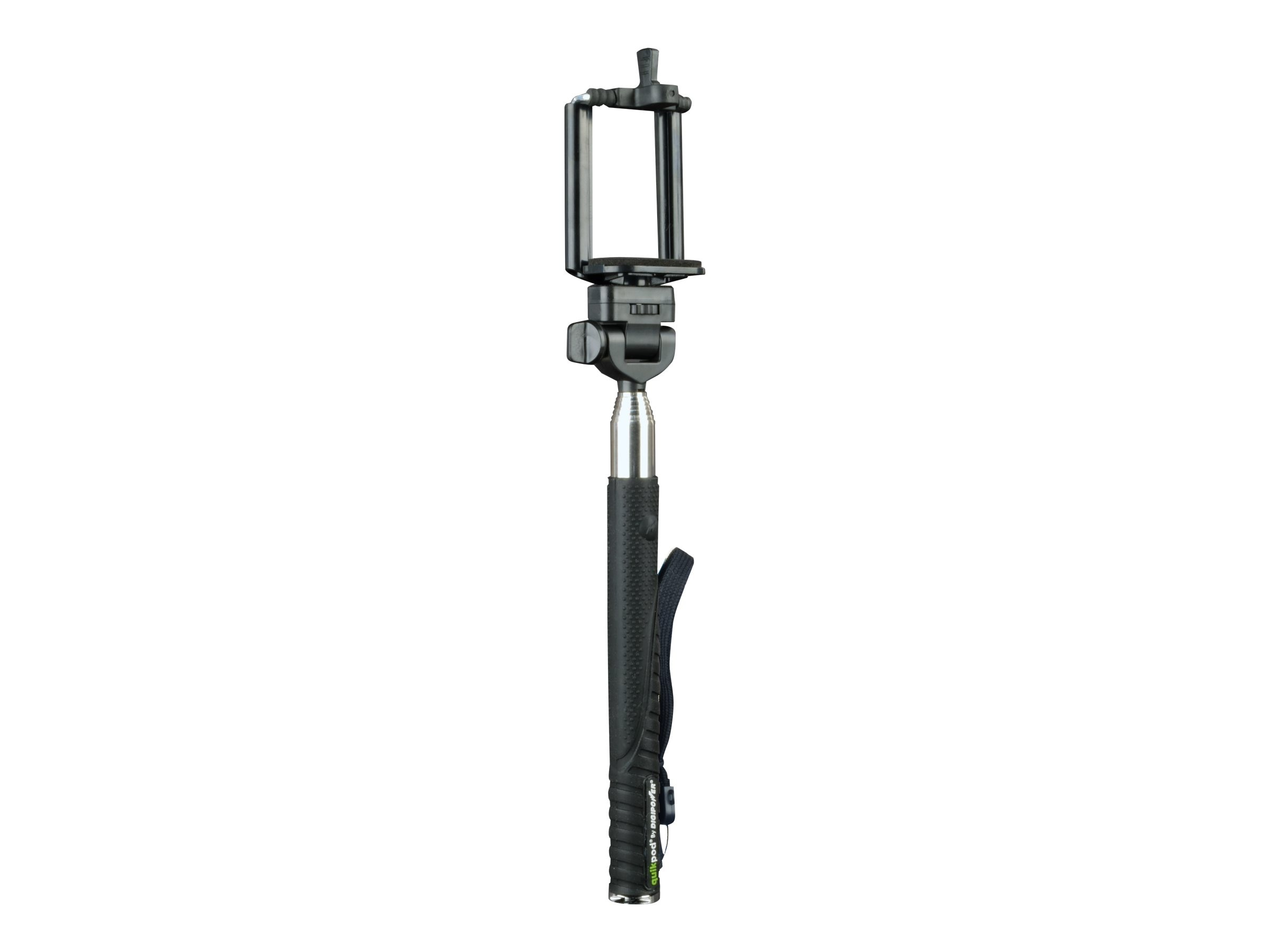 Digipower Quickpod Selfie Fun Stick with Wired Remote, TP-QPFUNR, 24282532, Camera & Camcorder Accessories