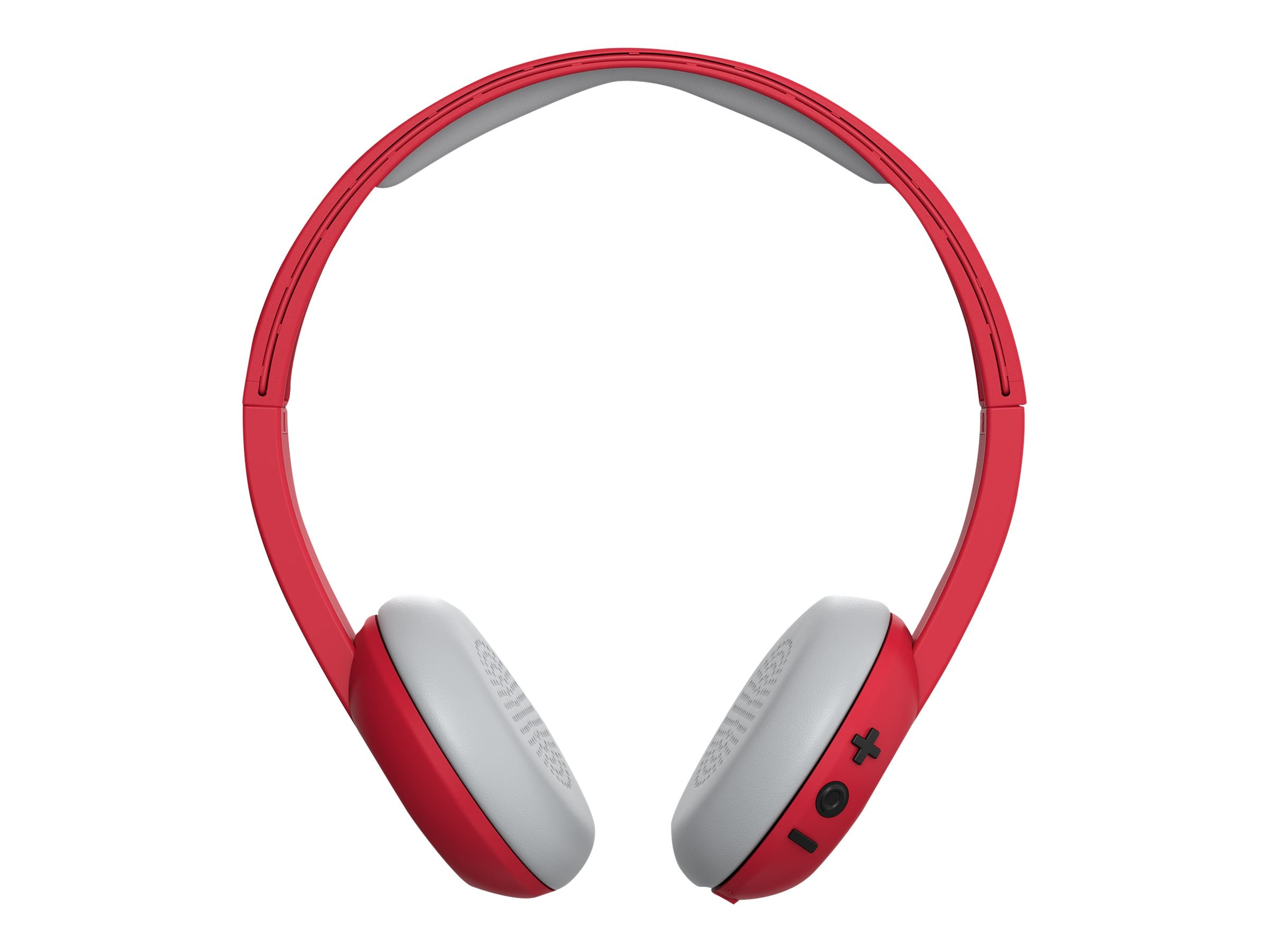 Skullcandy Uproar BT Headphones - Illfamed Red Black