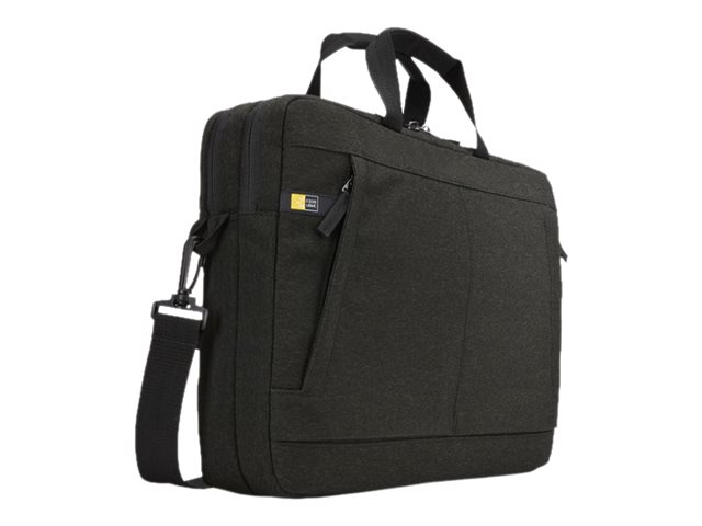 Case Logic Huxton 15.6 Laptop Bag, Black