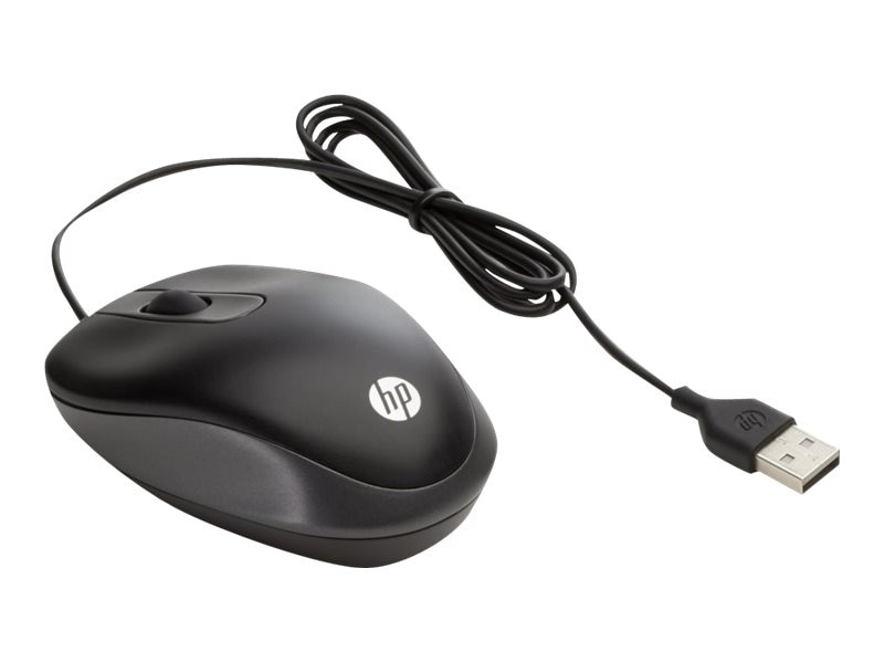 HP USB Travel Mouse, G1K28AA#ABA