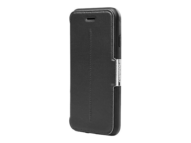 OtterBox Strada Series New Minimalism for iPhone 6, Black, 77-51582, 20791591, Carrying Cases - Phones/PDAs