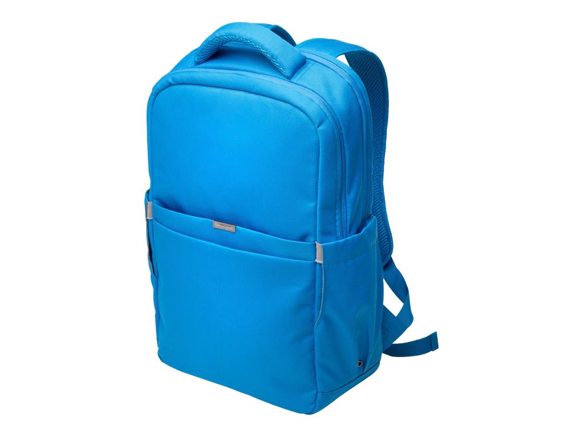 Kensington LS150 Notebook Carrying Backpack 15.6, Blue, K98602WW, 18109127, Carrying Cases - Notebook