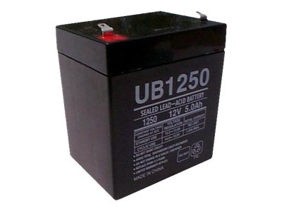 Ereplacements Premium Power SLA Battery, UB1250-ER, 16580530, Batteries - Other