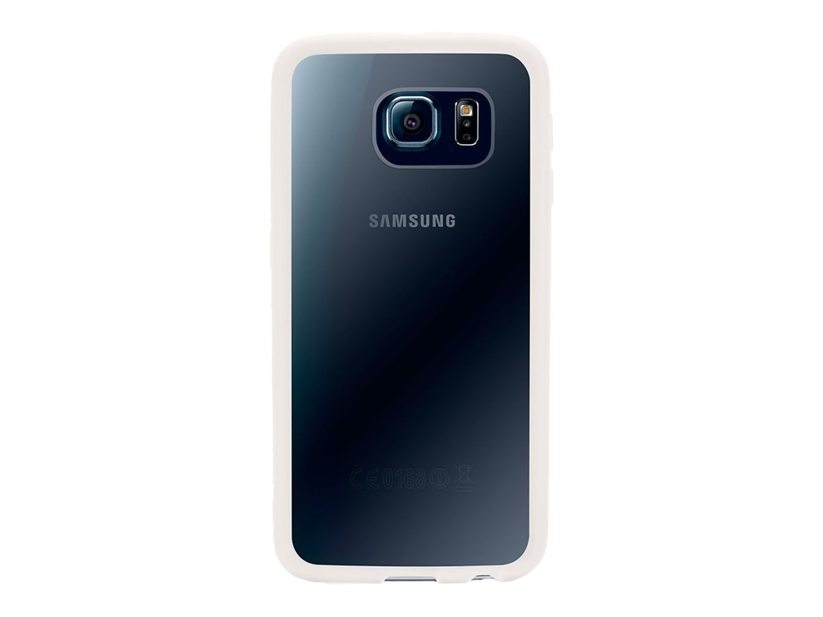 Griffin Reveal Case for Galaxy S6, White Clear, GB41182