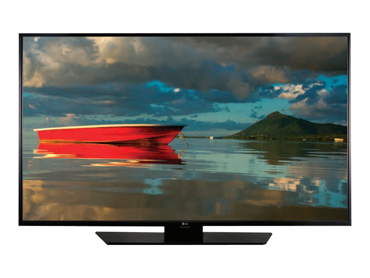 LG 55 LX341C Full HD LED-LCD TV, Black, 55LX341C, 18891868, Televisions - LED-LCD Commercial
