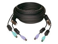 Avocent KVM and Single DVI-I Video Cable, 15ft, CBL0024, 6559163, Cables