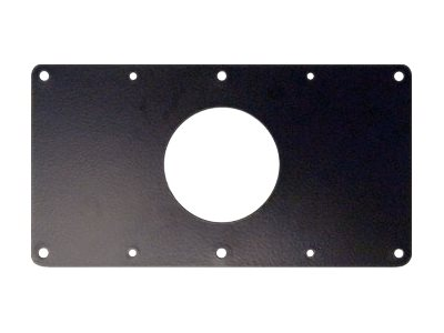 Chief Manufacturing 200 x 200mm VESA Small Flat Panel Interface Bracket, Black